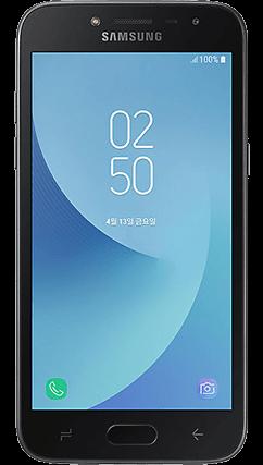 삼성 갤럭시 J2 Pro 전면 이미지