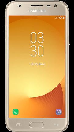 삼성 갤럭시 J3 2017 전면 이미지